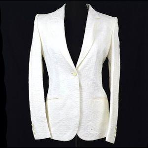 Fendi Zucchino  button single breasted  jacket